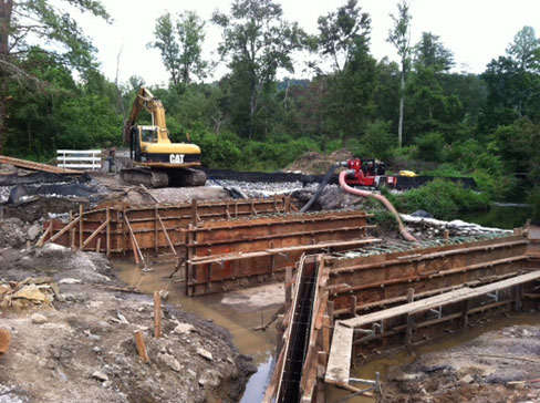 Ball Diamond Road Bridge Replacement