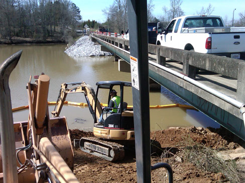 Cottonport Road Bridge Rehabilitation