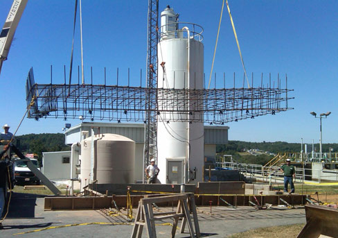 Hiwassee Treatment Plant